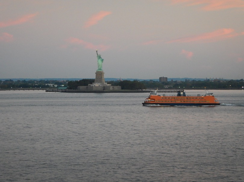 Liberty and Ferry