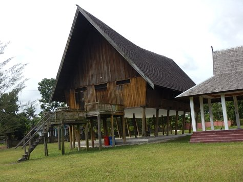 Tribal long house