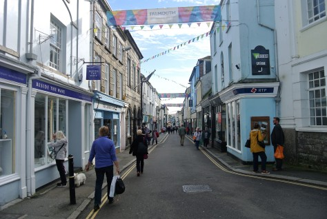 Church Street, Falmouth