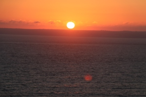 Mounts Bay Sunset